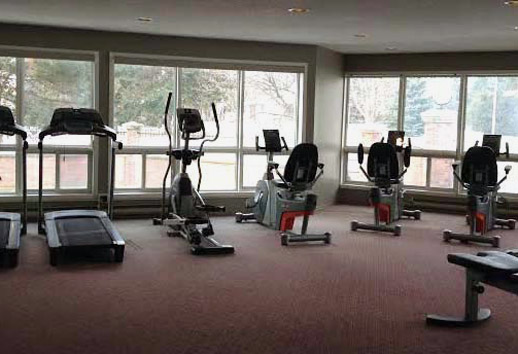 gym at jacksway apartments